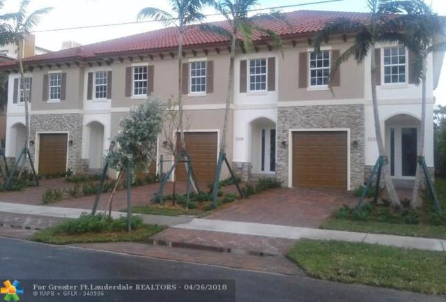 3228 Marine Dr #3228, Pompano Beach, FL 33062 (MLS #F10097469) :: Green Realty Properties