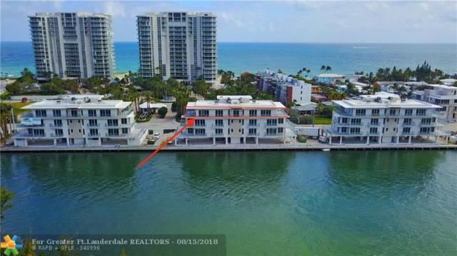 6100 N Ocean Drive Ph, Hollywood, FL 33019 (MLS #F10097790) :: Green Realty Properties