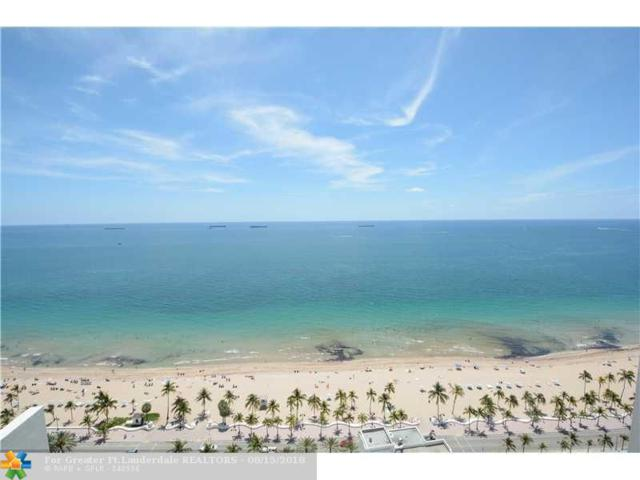 101 S Ft Laud Bch Blvd #2803, Fort Lauderdale, FL 33316 (MLS #F10097800) :: Green Realty Properties