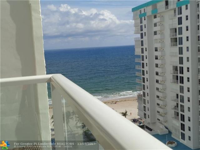 1000 S Ocean Blvd 15G, Pompano Beach, FL 33062 (MLS #F10099021) :: Green Realty Properties