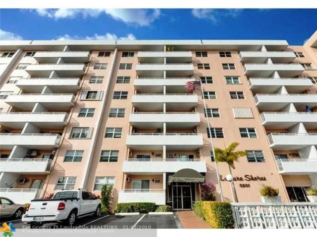3201 NE 14th Street Cswy #402, Pompano Beach, FL 33062 (MLS #F10099653) :: Green Realty Properties