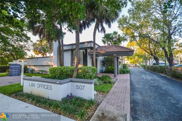 507 SE 11th Ct, Fort Lauderdale, FL 33316 (MLS #F10100005) :: The O'Flaherty Team