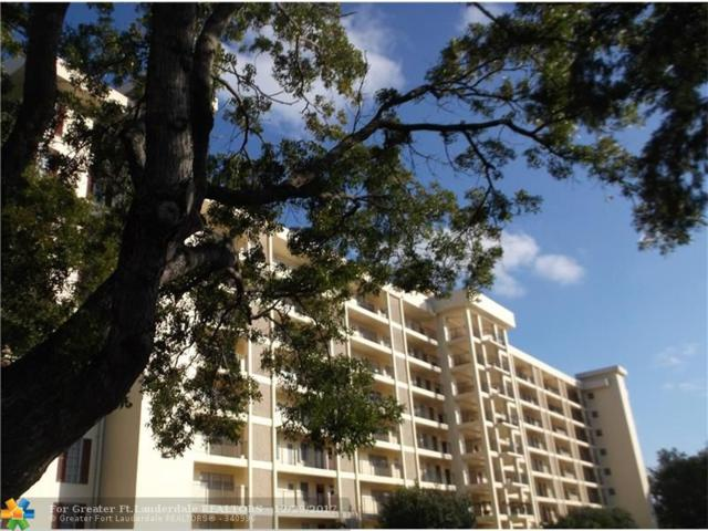 3300 N Palm Aire Dr #906, Pompano Beach, FL 33069 (MLS #F10100247) :: Green Realty Properties