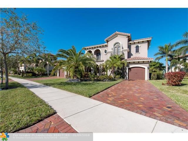 7245 Lemon Grass Dr, Parkland, FL 33076 (MLS #F10100621) :: Green Realty Properties