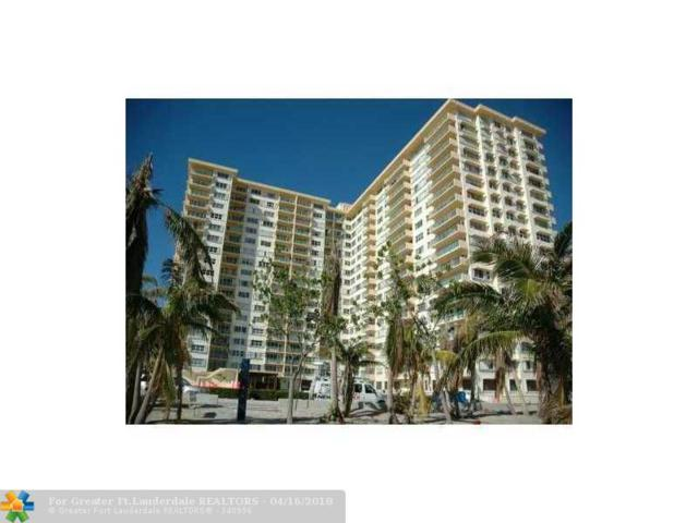 111 N Pompano Beach Blvd #1904, Pompano Beach, FL 33062 (MLS #F10100646) :: Green Realty Properties