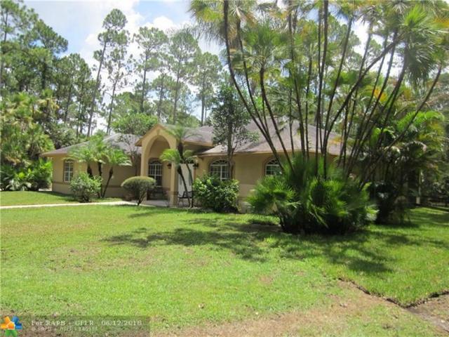 1526 Stallion Dr, Loxahatchee, FL 33470 (MLS #F10100746) :: Green Realty Properties