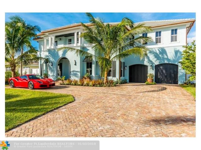 2725 NE 11th St, Pompano Beach, FL 33062 (MLS #F10100786) :: Green Realty Properties