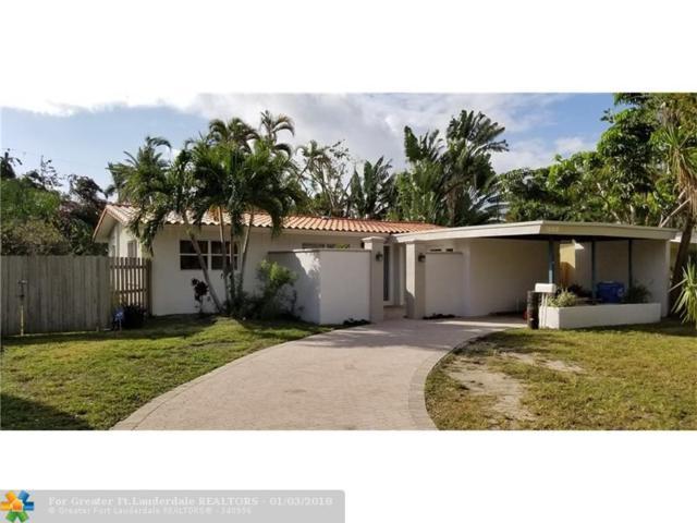 1568 NE 38th St, Oakland Park, FL 33334 (MLS #F10100892) :: Green Realty Properties