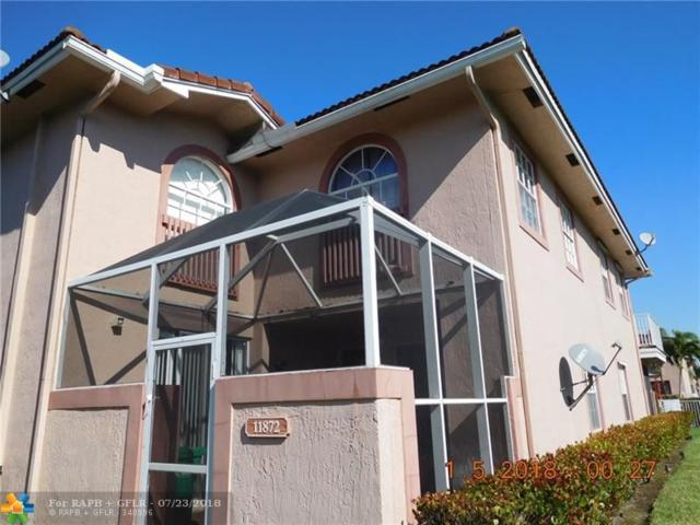 11872 Royal Palm #11872, Coral Springs, FL 33065 (MLS #F10101404) :: Green Realty Properties