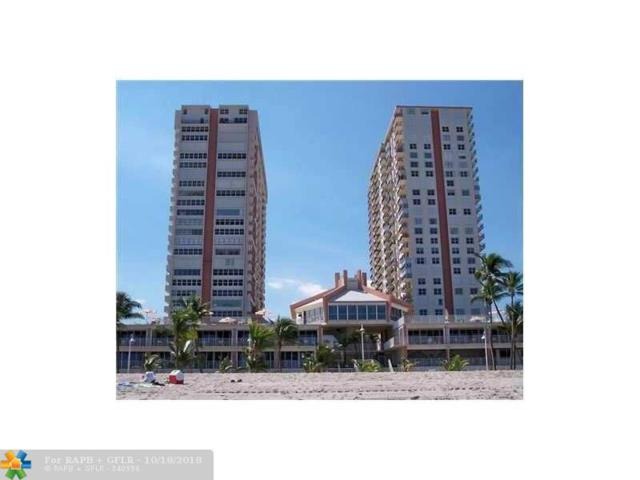 101 Briny Ave #1109, Pompano Beach, FL 33062 (MLS #F10101687) :: Green Realty Properties