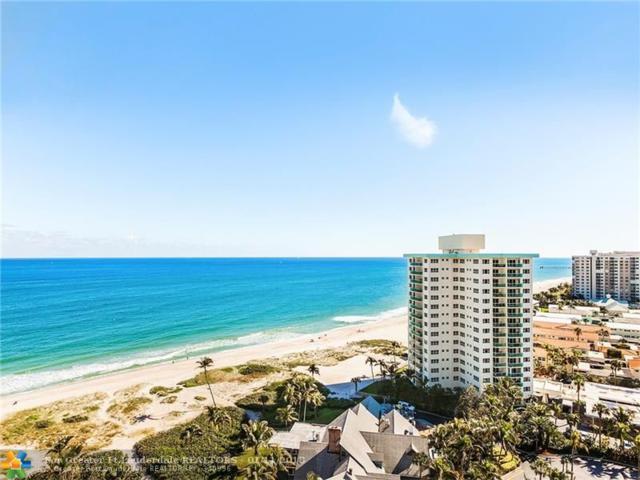 2000 S Ocean Blvd 16L, Lauderdale By The Sea, FL 33062 (MLS #F10101976) :: Green Realty Properties