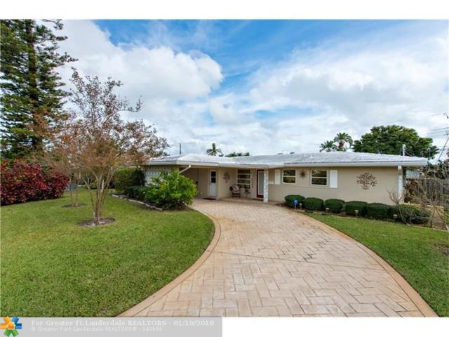5860 NE 22nd Ave, Fort Lauderdale, FL 33308 (MLS #F10102078) :: Green Realty Properties