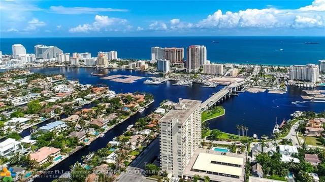 2500 E Las Olas Blvd #706, Fort Lauderdale, FL 33301 (MLS #F10102800) :: Castelli Real Estate Services