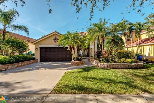 10550 Buenos Aires St, Cooper City, FL 33026 (MLS #F10102803) :: Green Realty Properties