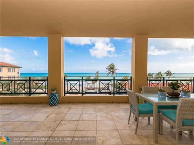 3415 N Ocean Dr #401, Hollywood, FL 33019 (MLS #F10102865) :: Green Realty Properties
