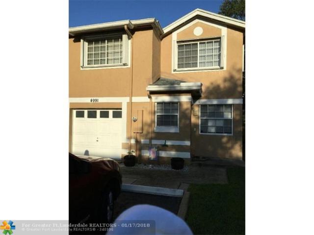 4991 SW 123rd Ter #4991, Cooper City, FL 33330 (MLS #F10103084) :: Green Realty Properties