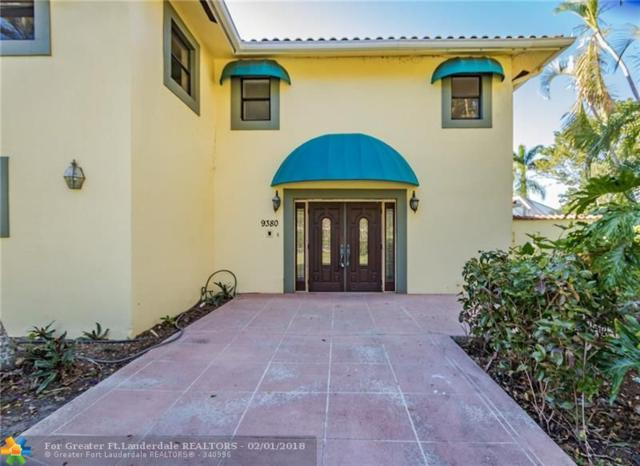 9380 NW 39th Ct, Coral Springs, FL 33065 (MLS #F10103427) :: Green Realty Properties