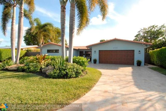 2730 NE 53rd Ct, Lighthouse Point, FL 33064 (MLS #F10103465) :: The O'Flaherty Team