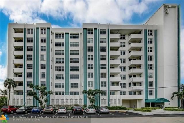 3210 SE 10th St 7F, Pompano Beach, FL 33062 (MLS #F10103505) :: Green Realty Properties