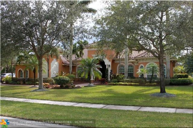 12720 Trotter Blvd, Davie, FL 33330 (MLS #F10103838) :: Green Realty Properties
