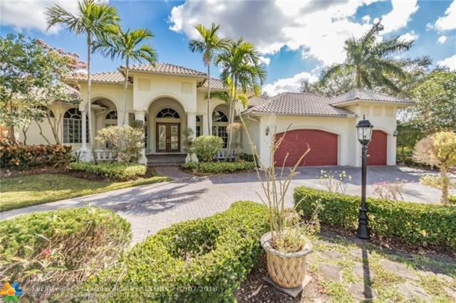 6387 NW 120th Dr, Coral Springs, FL 33076 (MLS #F10103851) :: Green Realty Properties