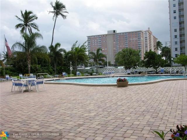 301 N Ocean Blvd #509, Pompano Beach, FL 33062 (MLS #F10103919) :: Green Realty Properties