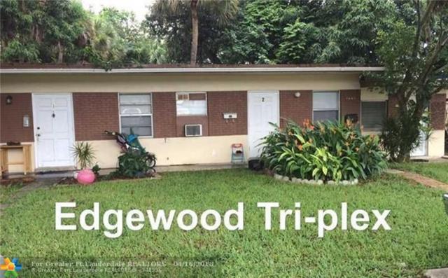 1001 SW 29th St, Fort Lauderdale, FL 33315 (MLS #F10104042) :: Green Realty Properties