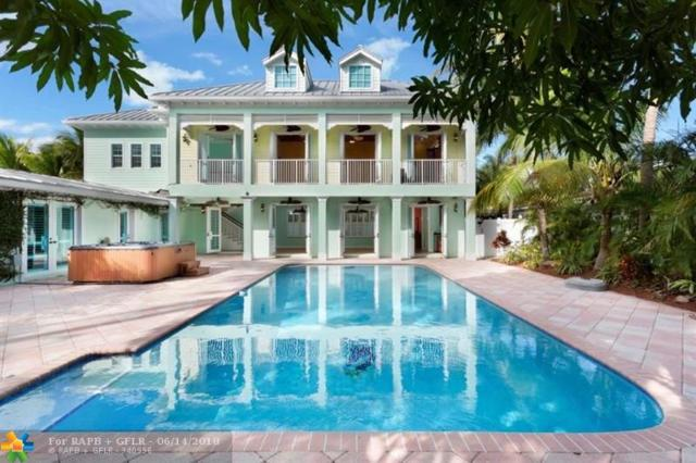 2129 NE 61St Ct, Fort Lauderdale, FL 33308 (MLS #F10104057) :: Green Realty Properties