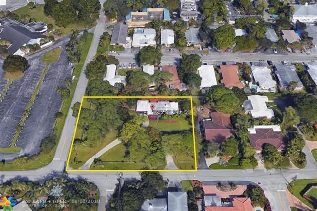 1625 NE 24th St, Wilton Manors, FL 33305 (MLS #F10104675) :: Green Realty Properties