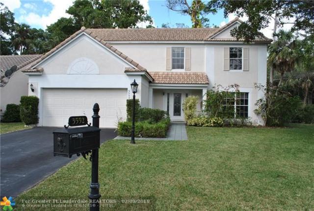 3552 Mahogany Way, Coral Springs, FL 33065 (MLS #F10106847) :: Green Realty Properties