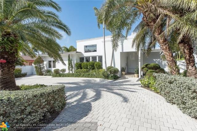 705 Flamingo Dr, Fort Lauderdale, FL 33301 (MLS #F10106979) :: Green Realty Properties