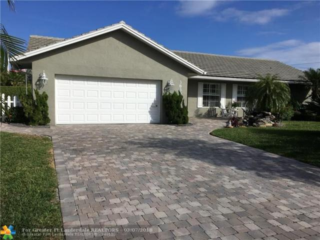3830 NE 28th Ave, Lighthouse Point, FL 33064 (MLS #F10107066) :: Green Realty Properties