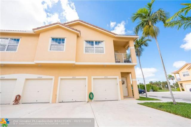 2923 Crestwood Ter #5104, Margate, FL 33063 (MLS #F10107137) :: Green Realty Properties