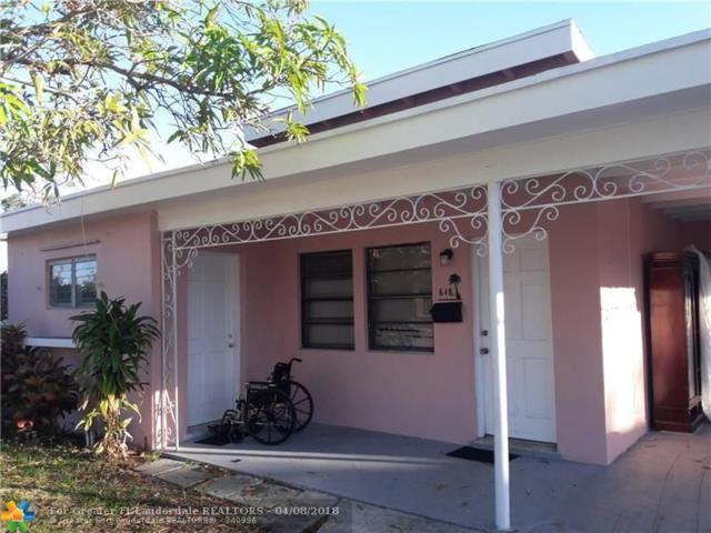 618 58th St, West Palm Beach, FL 33407 (MLS #F10107263) :: Green Realty Properties
