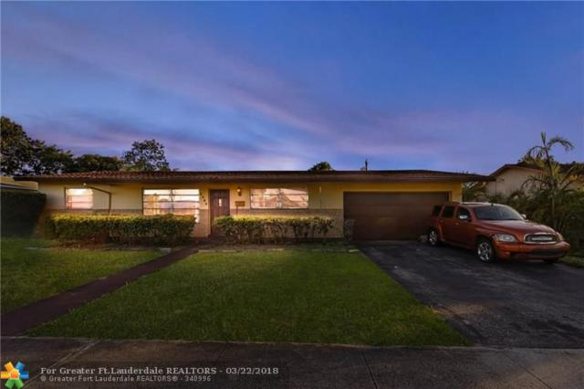 4460 NW 6th Ct, Plantation, FL 33317 (MLS #F10108162) :: Green Realty Properties
