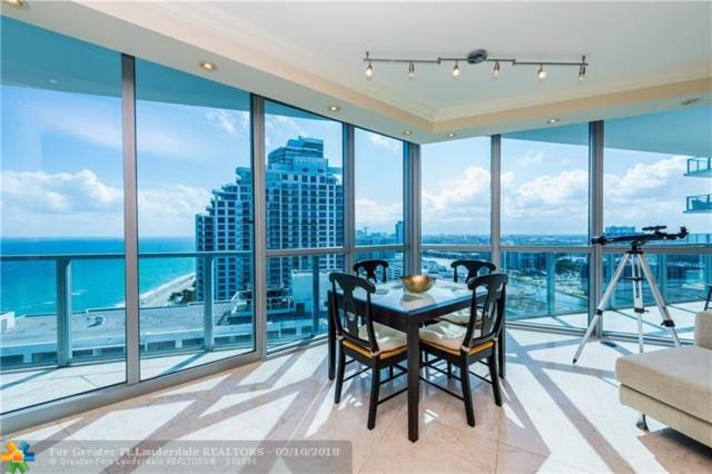 3101 S Ocean Dr #2106, Hollywood, FL 33019 (MLS #F10108310) :: Green Realty Properties