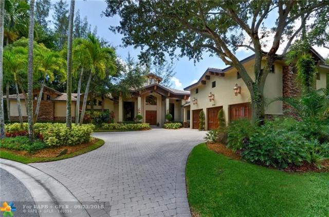 8888 Pinebrook Ct, Parkland, FL 33067 (MLS #F10108314) :: Green Realty Properties
