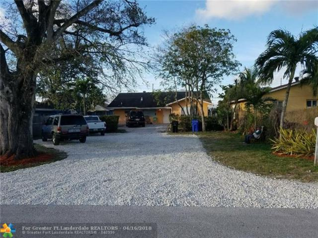 3719 SW 13th Ct, Fort Lauderdale, FL 33312 (MLS #F10108539) :: Green Realty Properties