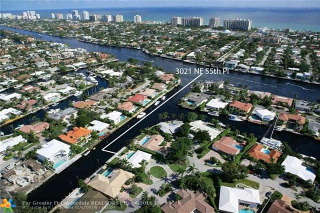 3021 NE 55th Place, Fort Lauderdale, FL 33308 (MLS #F10108560) :: Green Realty Properties