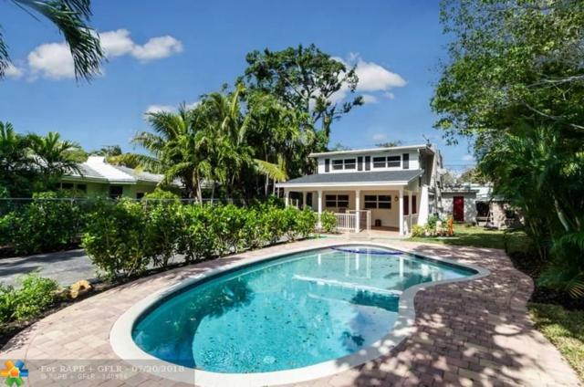 909 SE 9th St, Fort Lauderdale, FL 33316 (MLS #F10108598) :: Green Realty Properties