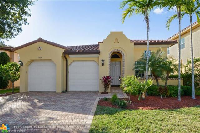 8000 NW 126th Ter, Parkland, FL 33076 (MLS #F10108748) :: United Realty Group