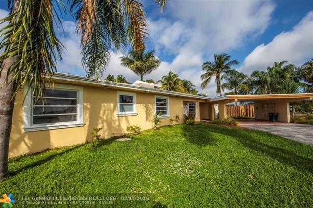 4231 NE 23rd Ave, Lighthouse Point, FL 33064 (MLS #F10108839) :: Green Realty Properties