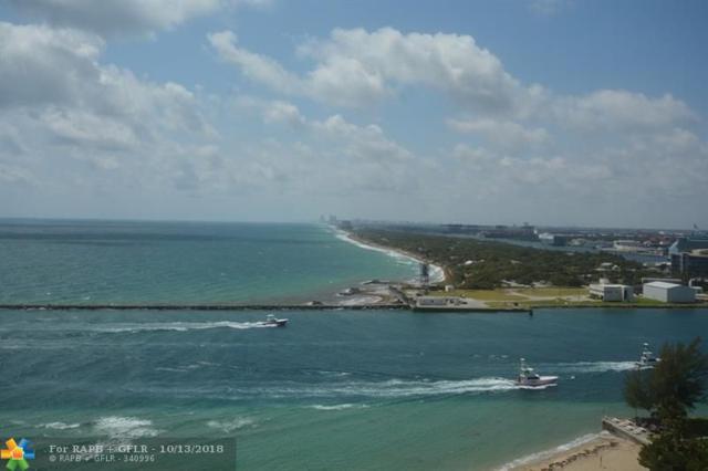 2100 S Ocean Lane #1905, Fort Lauderdale, FL 33316 (MLS #F10108940) :: Green Realty Properties