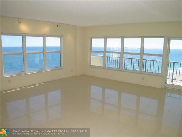 3550 Galt Ocean Drive #1601, Fort Lauderdale, FL 33308 (MLS #F10109170) :: Green Realty Properties