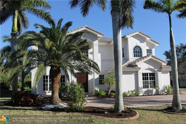 15355 SW 34th St, Davie, FL 33331 (MLS #F10109176) :: Green Realty Properties