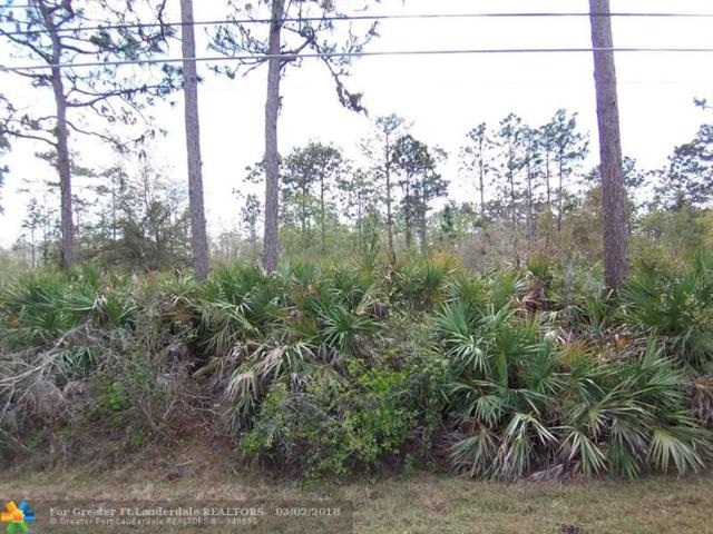 20600 Ralston Street, Other City - In The State Of Florida, FL 32833 (MLS #F10109447) :: Green Realty Properties