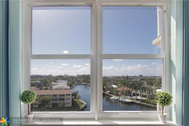 437 Golden Isles Dr 7B, Hallandale, FL 33009 (MLS #F10109602) :: Green Realty Properties
