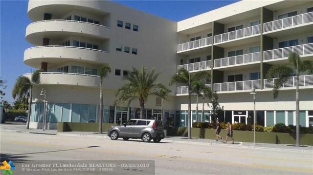 2301 NW Wilton Dr R203, Wilton Manors, FL 33305 (MLS #F10109711) :: Green Realty Properties