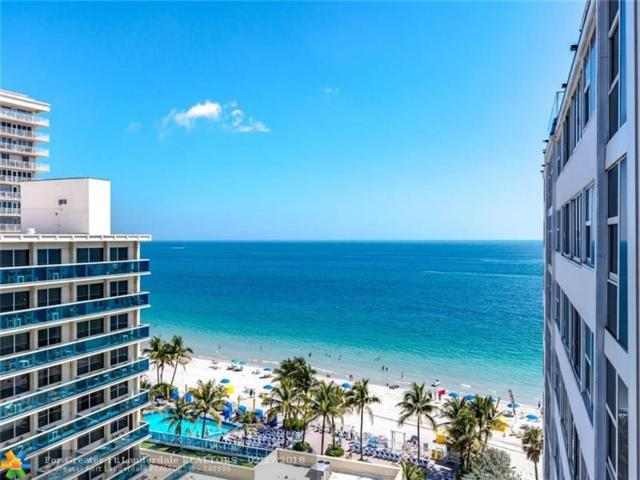 4040 Galt Ocean Dr #911, Fort Lauderdale, FL 33308 (MLS #F10109855) :: Green Realty Properties