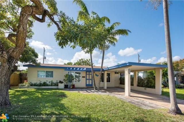 4641 NE 4th Ave, Oakland Park, FL 33334 (MLS #F10110285) :: Green Realty Properties
